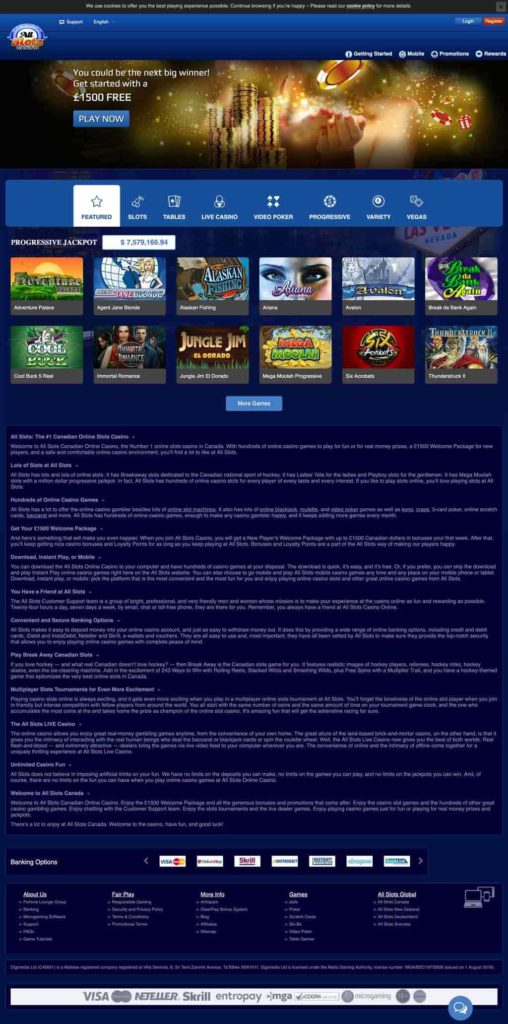 Casino jack (2010) online sa prevodom, All slots casino mobile login