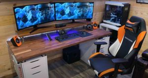 Best Gaming Room – Easy tips for creating an amazing gaming room