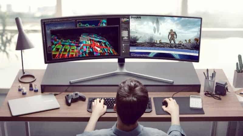 Monitor PC gaming
