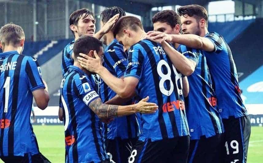 Atalanta outscored Juventus, having made 20 goals more than Juventus