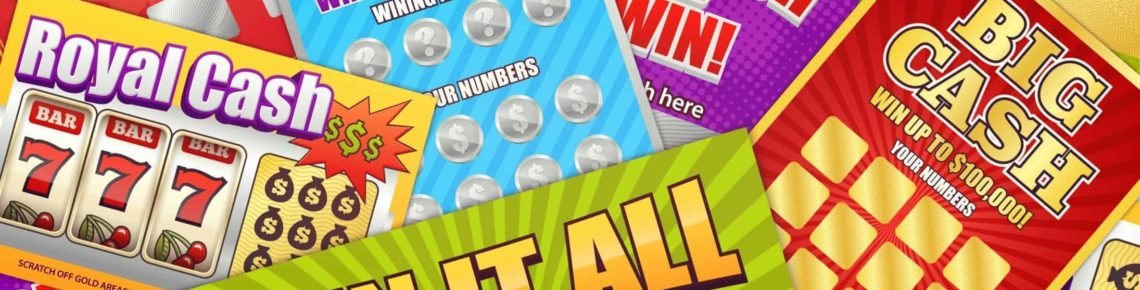 Different Scratchcards to win real money prizes