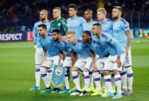 Manchester City is an English professional football club