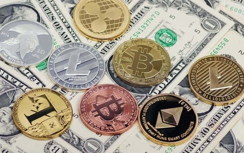 Digital currencies are on the dollars