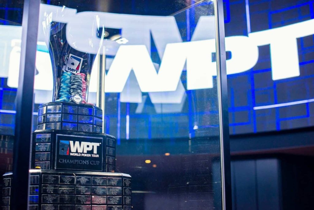 Champion's Cup of WPT World Online Championships