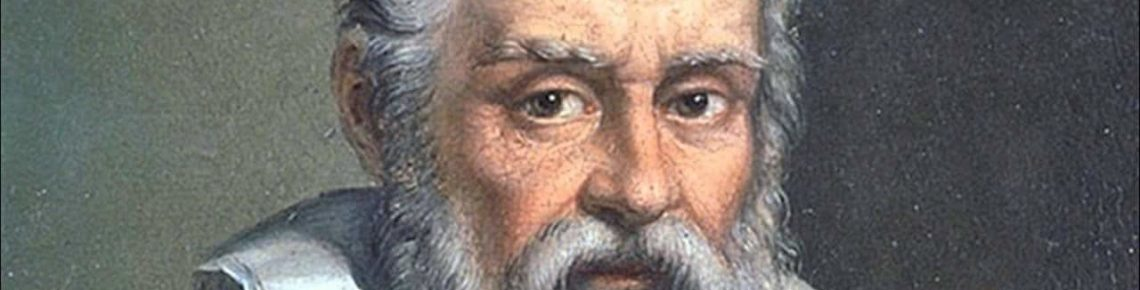 Galileo Galilei - a famous polymath, astronomer and physicist