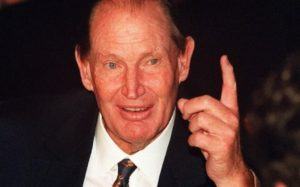 Kerry Packer - Australian billionaire famous for his gigantic loses in casino