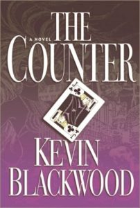 A cover of the book The Counter written by Kevin Blackwood