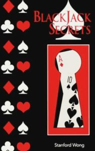 A cover of the book Blackjack Secrets written by Stanford Wong