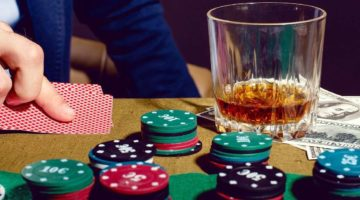 The Effect of Alcohol on Your Play May Not Be As Positive