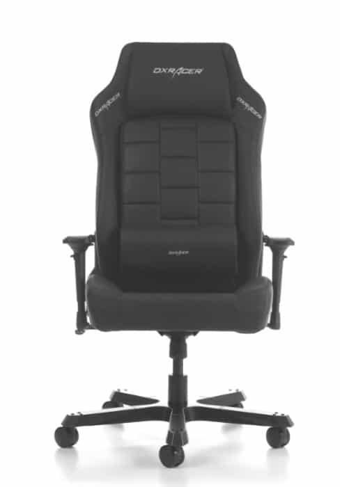 Un total Noir jeux d'argent chaise DXRacer Boss Series