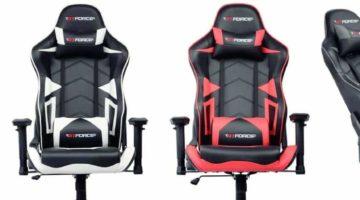 Chaises supérieures pour les joueurs