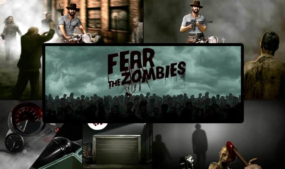 Héros du jeu de machine à sous Fear the Zombies