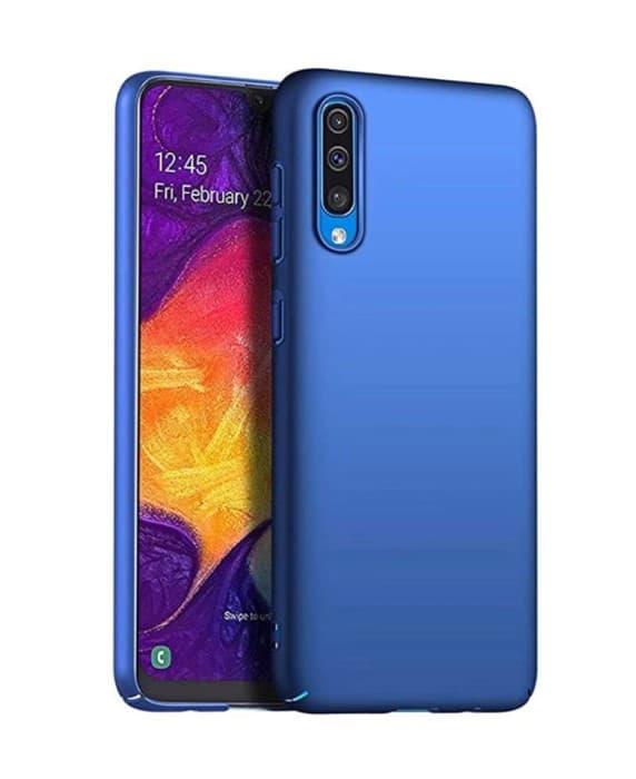 9. Samsung Galaxy A50 Bleu pour les amateurs de jeux