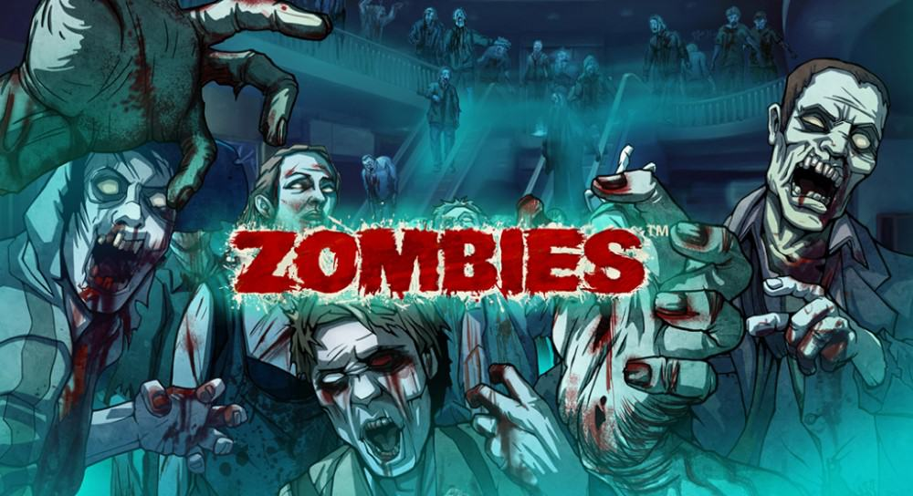 Zombie attack in the online slot game Zombies