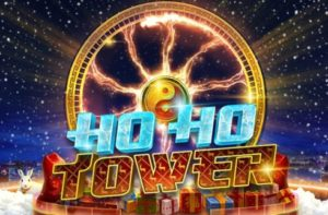 Logo of Ho Ho Tower online slot game
