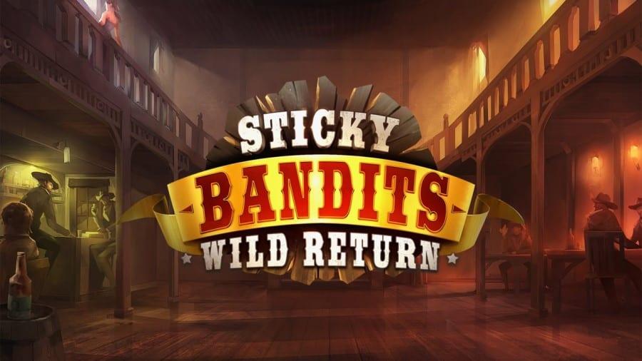 Sticky Bandits Wild Return online slot game with bonus