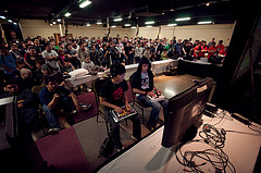 "Calgary's CCG.Jozhear faces off against Daigo ""The Beast"" Umehara at the 2010 Canada Cup"