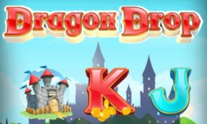 Logo of Dragon Drop Online Slot