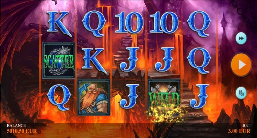 Dragon Hunter Online Slot Game