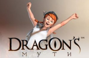 A main hero of Dragon's Myth Online Slot Game
