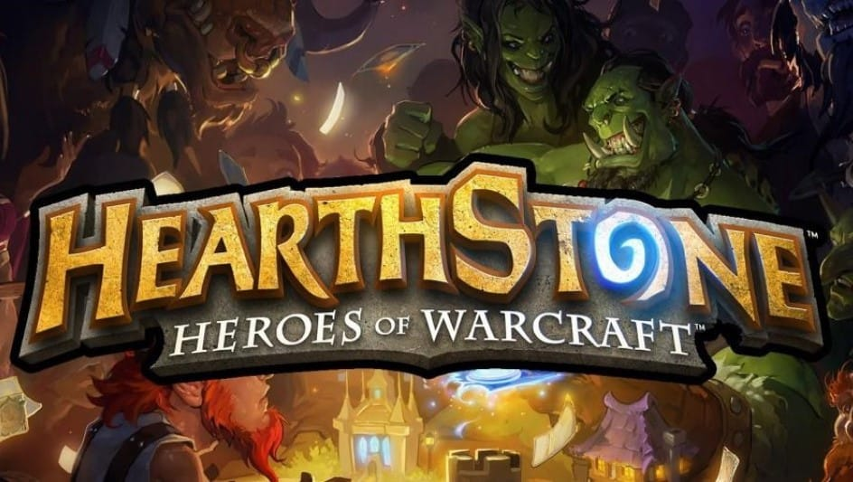 Logo of Hearthstone video game