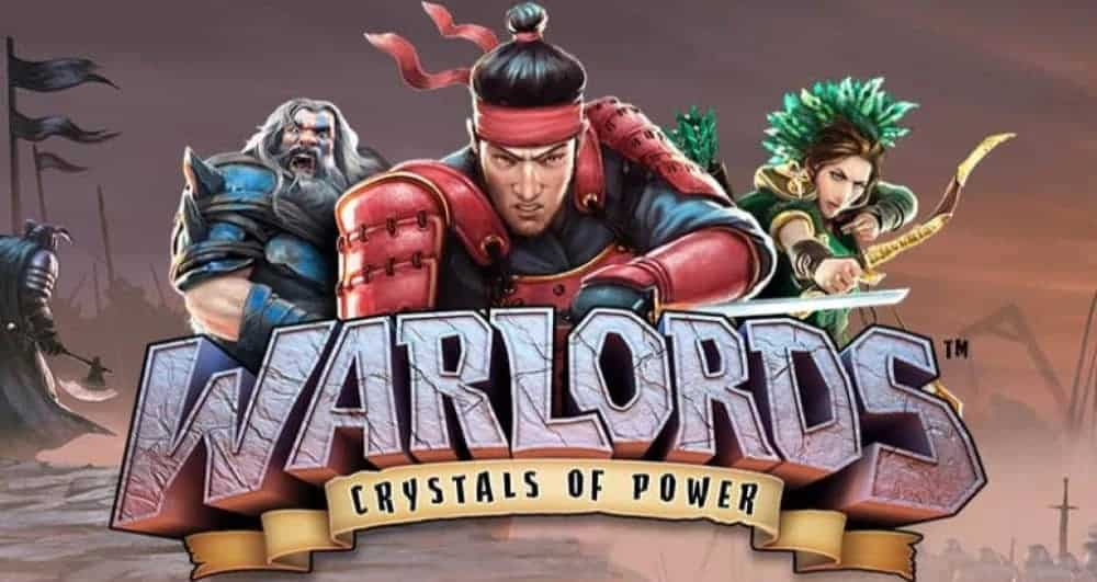 Personnages principaux de Warlords: Crystals of Power Slot par NetEnt