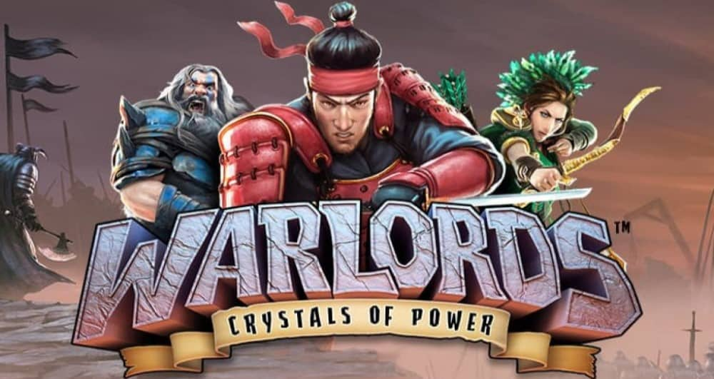 Main characters of Warlords: Crystals of Power Slot by NetEnt