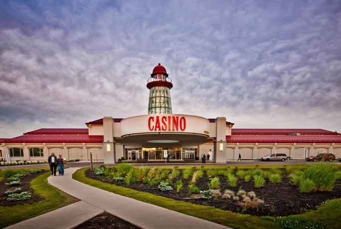 Casino au Nouveau-Brunswick