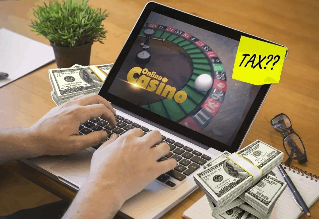 Payez-vous des impôts sur les gains des jeux de hasard