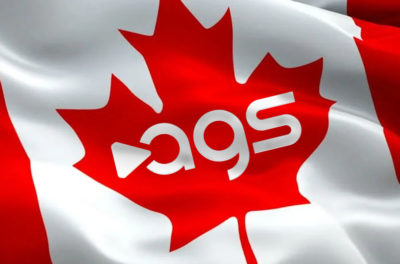 AGS goes to the next level: the company is now present in the online gaming market in Canada