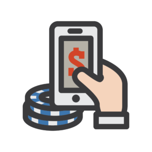 Mobile Blackjack icon