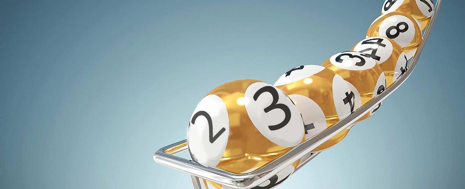 Bingo balls: an illustration to bingo guide