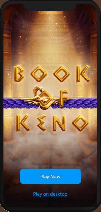keno mobile game
