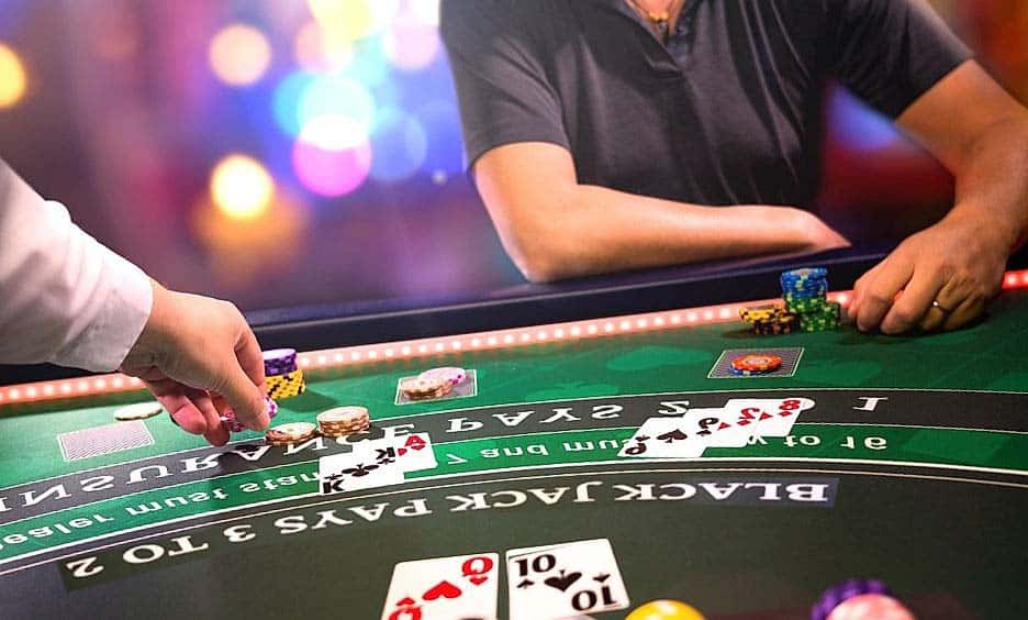 Wanna learn to gamble? Start from the casino