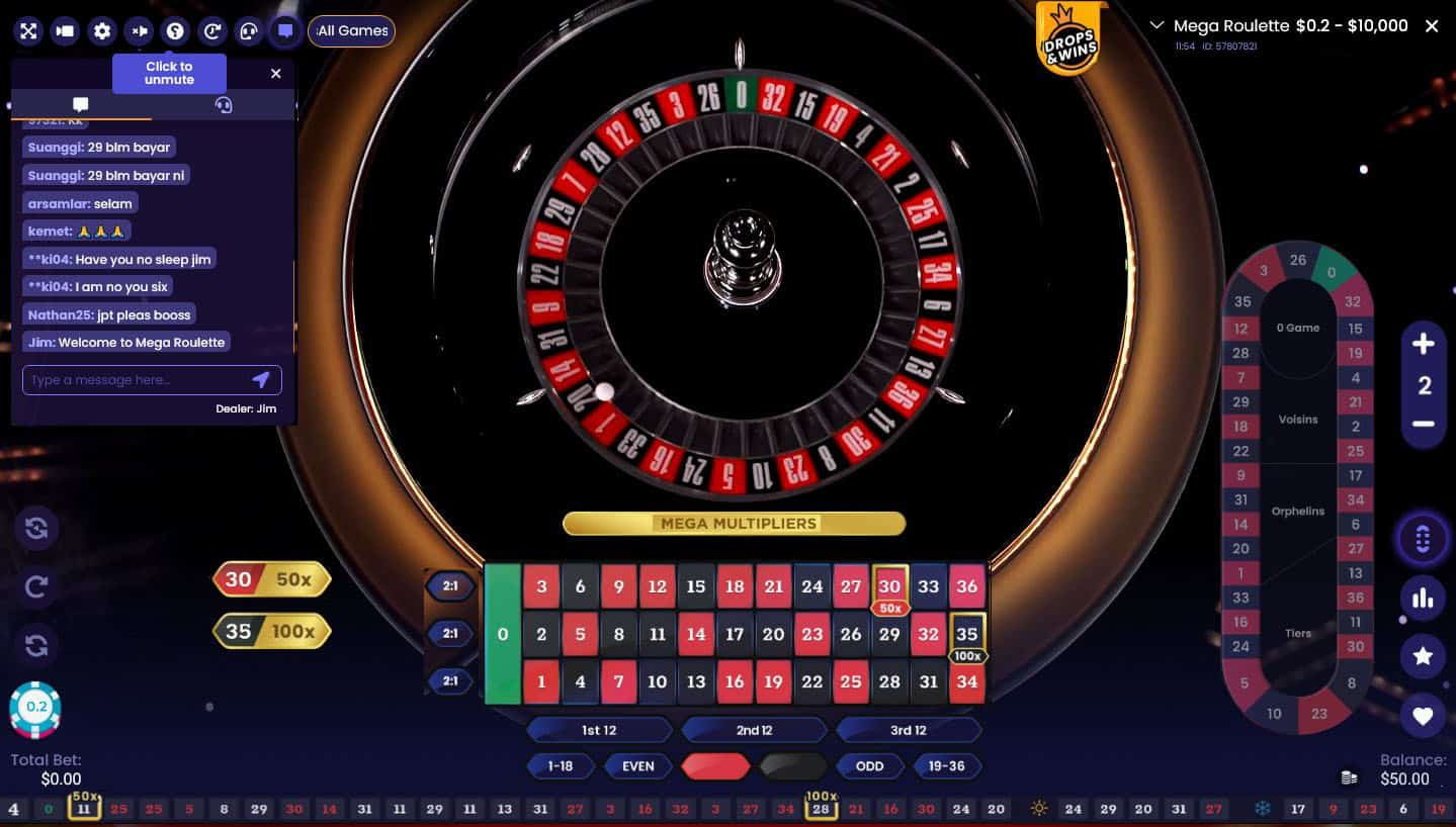 Roulette — one of the most popular online casino game