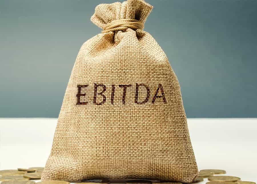 EBITDA logo